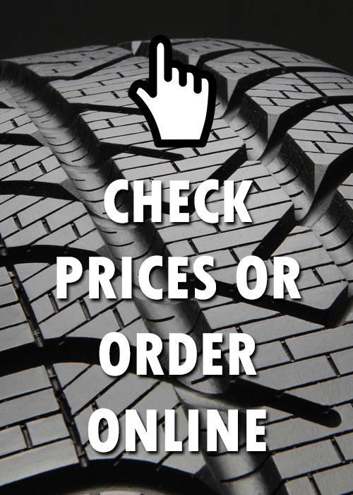 Buy Tyres Online from Tam Tyres